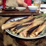 19190034 - 大名竹 京都の竹の子とはまた異なるみずみずしい香り