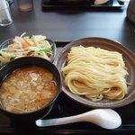 三ツ矢堂製麺 - たっぷり野菜つけめん