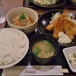 創作居酒屋 レストラン ノア - 日替わりランチ890円