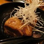 鈴や - 【再訪2】豚の角煮