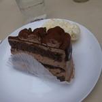 19191855 - チョコレートケーキ