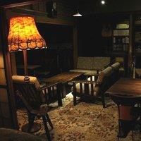 カフェ椿  - 店内2