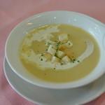香月 - 料理写真:スープ
