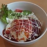 ハノハノ - ロコモコ丼。