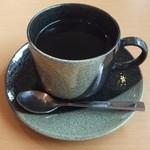 ハノハノ - ホットコーヒー。