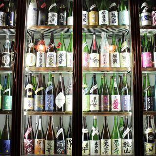 これは普通じゃない!酒好きには堪らない珍しい日本酒90種類!
