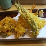 長司 - 天ぷら定食