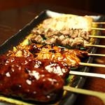 串焼き盛り合わせ(4種・各2本)