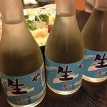 辰巳寿司 - 日本酒
