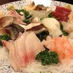 辰巳寿司 - どれも美味しい