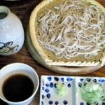 19196753 - 十割蕎麦(限定品)(700円)