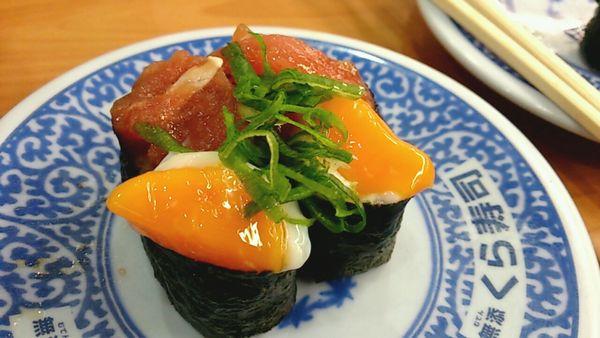 「くら寿司 マグロユッケ」の画像検索結果