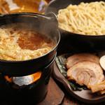 田楽 - 料理写真:十勝あつ麺