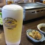19198304 - ビール(500円)