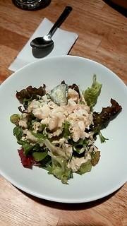 ハーレーパーク - lunchの100円サラダ