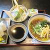 いづも - 料理写真:そば定食 880円
