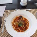 レストラン オーブ - 牛タンのトマト煮込みシャノベーゼ