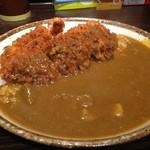 カレーハウス CoCo壱番屋 - 手仕込チキンカツカレー。(ビーフソース、3辛)