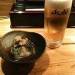 鯱兵衛 - 生ビール