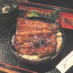 鶴長 - うな丼特(¥2000未満?)