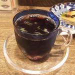 すみだ珈琲 - アイスコーヒー(400円)
