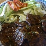 肉料理大月 - 料理写真:別注焼肉弁当 大