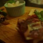 WINE&PIZZA HACHI - 前菜4点