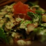 WINE&PIZZA HACHI - シーザーサラダ