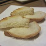 YABU - ピルピルについてくるパン