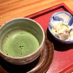 御春 - <5月昼>旬彩ランチのデザート