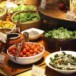 大地の贈り物 - 新鮮野菜が満載!