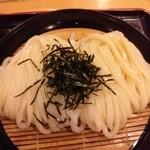19208403 - ざるうどん大盛り(530円)