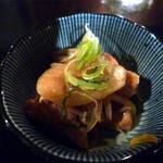 19209349 - 島魚南蛮漬け