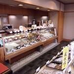 巌流本舗 - 店内 display