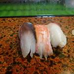 紅梅寿し - さば、かに、北寄貝