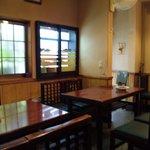 菱東 - テーブル席