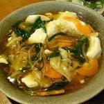 S&S - 野菜あんかけ豆腐