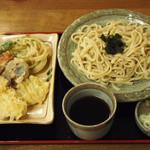 あすなろ亭 - 南部皿うどんと天ぷら