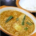 村上カレー店・プルプル - 料理写真: