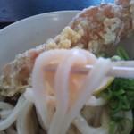 さぬき麺児 - 麺アップ
