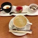 オムライス&パスタ Kent's - デザート&コーヒー