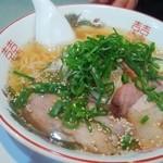 Rokuban - 塩ラーメン