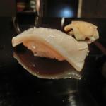 すし正 参玄 - 鮑 鹿児島県阿久根 ふたつめの味わい