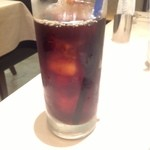 カフェテリア アルポルト - アイスコーヒー