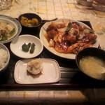 桃仙 - 酢豚