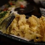 竹shi - 鶏の天ぷら