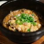 竹shi - 豆腐ステーキ