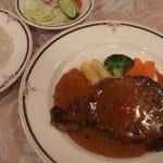 ふるーる - リブロースステーキ