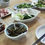 藍 - 料理写真:コンペの料理・写真の他食べ切れないほど出てきます~~