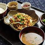 海人の家 - ◇ランチ◇ フーチャンプルー定食 980円